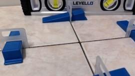Nivelační system LEVELLO ® – Tile leveling system